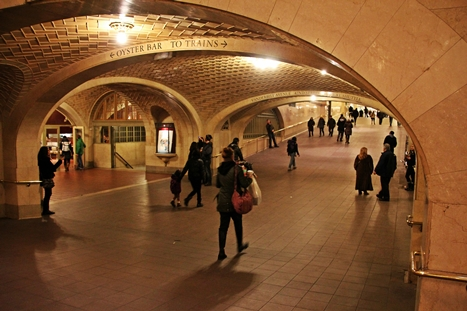 Grand Central Terminal-Whispering Gallery (Foto-Ewa Jaczynski)
